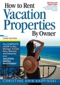 NEW 3rd Edition How To Rent Vacation Properties By Owner  (BOOK)